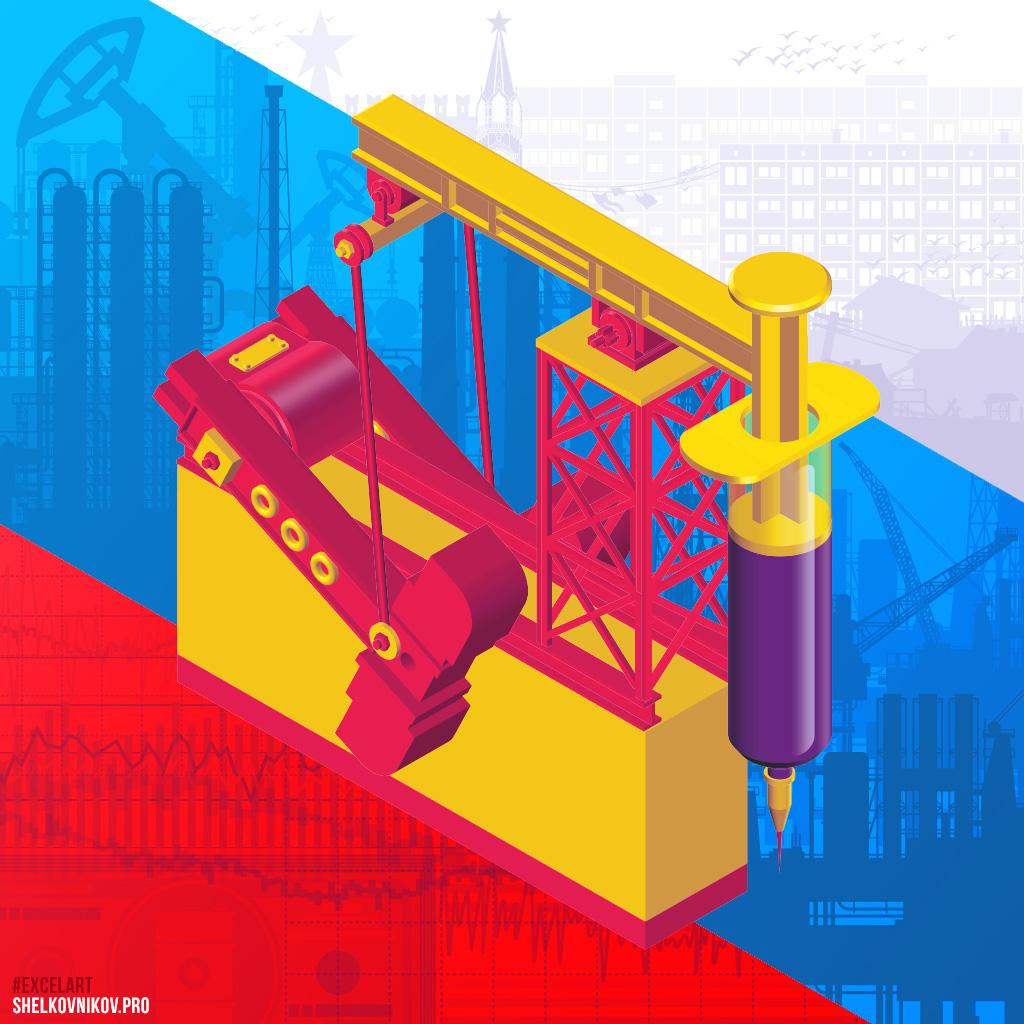 Российская нефтяная игла