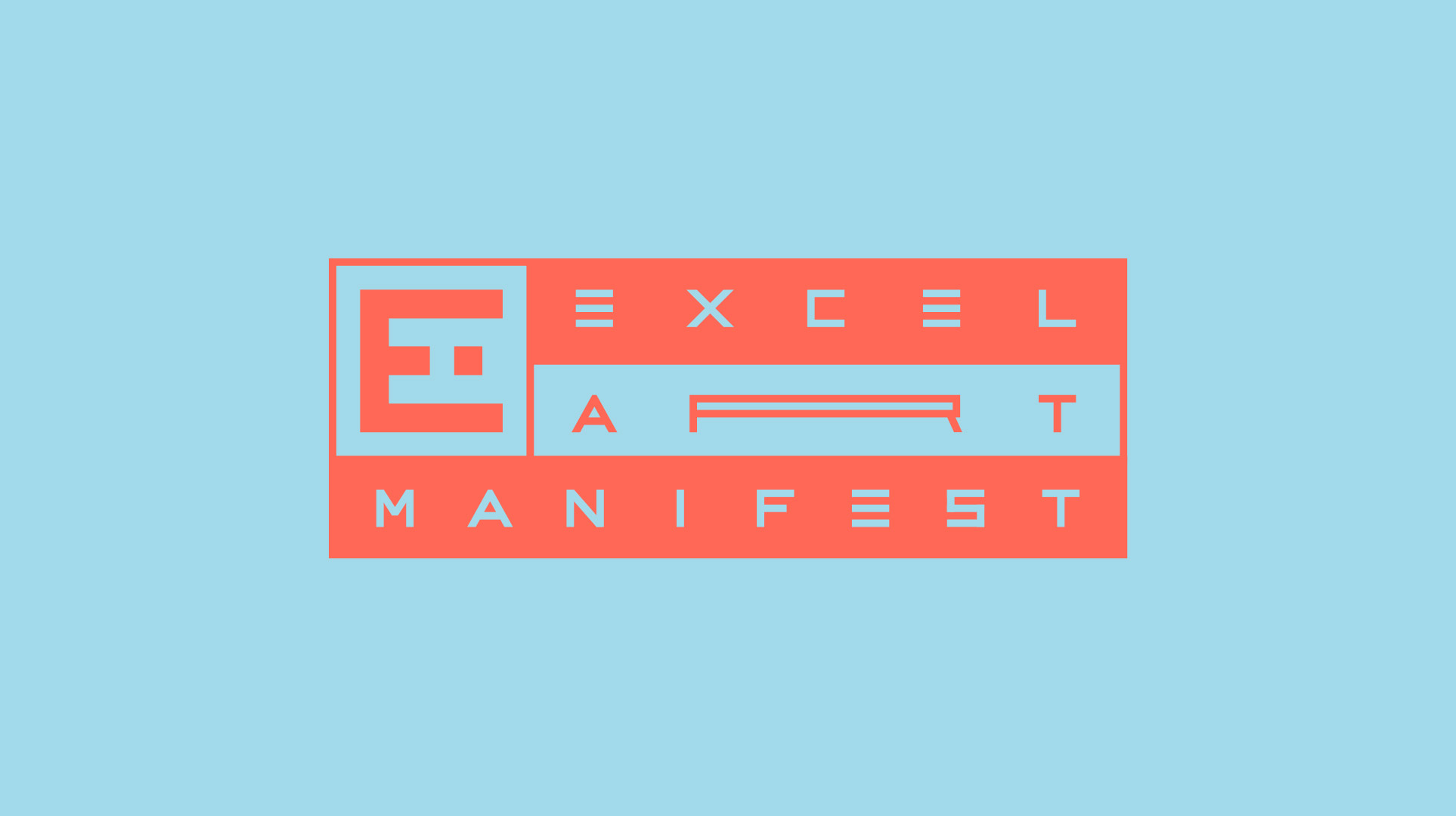 Manifest ExcelArt